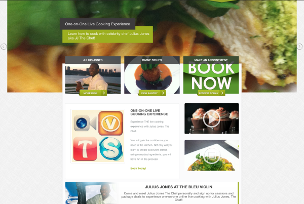 jjchef screenshot